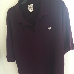 Xl phat farm purple polo shirt